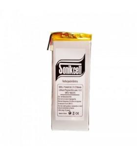 باتری لیتیوم پلیمر 3.7v-2700mAh مارک Sonikcell