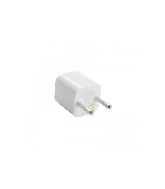 اداپتور اداپتور 5 ولت 1 امپر/سفيد مربعي/USB