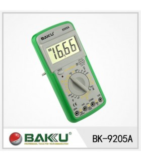 مولتي متر BAKU BK-9205A