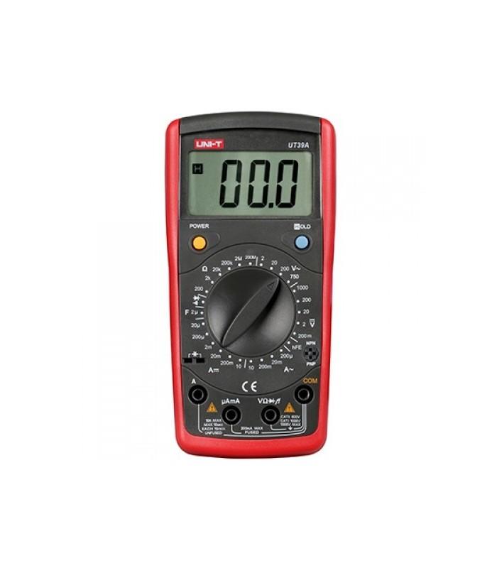 انواع اهمتر و مولتی متر مولتي متر UNI-T UT39
