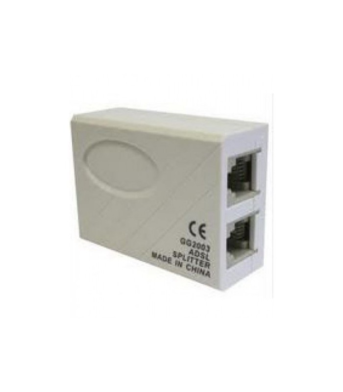 لوازمات متفرقه اسپلیتر مودم ADSL /چهار چوک