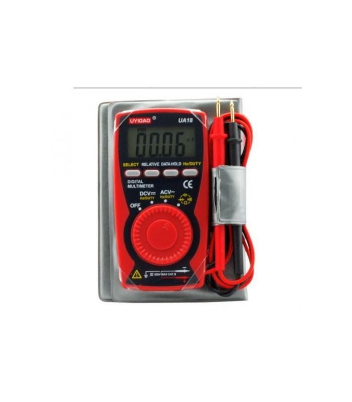 انواع اهمتر و مولتی متر مولتی متر اتورنج جیبی UA16