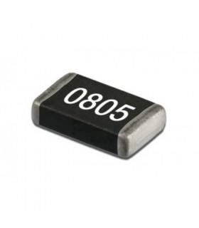 مقاومت 820اهم SMD سايز 0805
