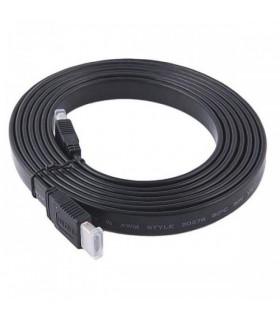 کابل 10 مترس HDMI فلت