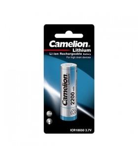 باتری 3.7 ولت camelion سایز 18650