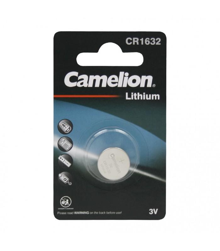 باتری سکه ای 3 ولت 1632 مارک camelion