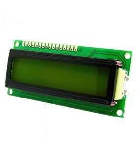 نمایشگر LCD کاراکتری 16*2 سبز