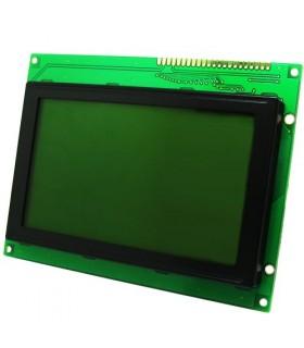 نمایشگر LCD گرافیکی سبز TS240128D