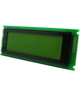 نمایشگر گرافیکی سبز MG24064-01