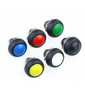 شاستی فشاری پوش باتن PBS-33B رنگ مشکی