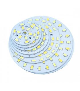 برد 18 وات LED المنیومی سفید