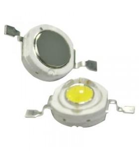Power LED سفيد 3 وات مرغوب