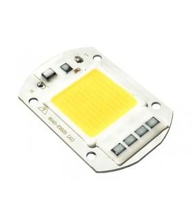 لامپ ال اي دي COB ولتاژ 220 ولت 50 وات مهتابي