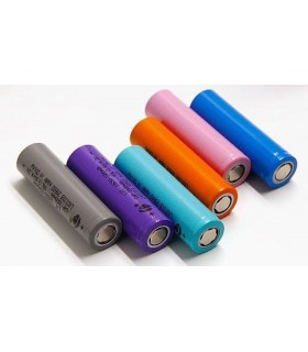 باتری 18650 لیتیوم 3.7 ولت شارژی 2200 میلی برند DBK