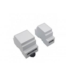 جعبه ریلی Rail Box سفید سایز 53x87x60mm