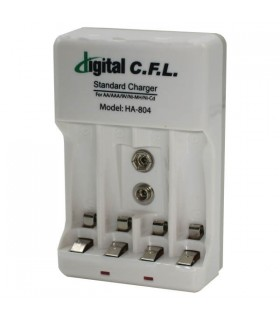 شارژر باتري digital CFL مدل HA-804