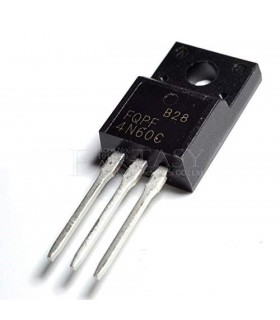 FQPF4N60C--4N60