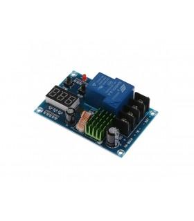 ماژول کنترل شارژ باتری دیجیتال 6 الی 60 ولت مدل XH-M604