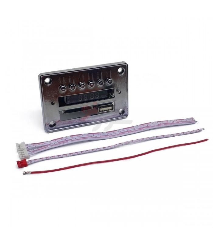 برد پخش کننده MP3 و رادیو به همراه کنترل