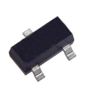 ترانزیستور SMD نوع NPN به شماره MMBT3904LT1 کد 1AM