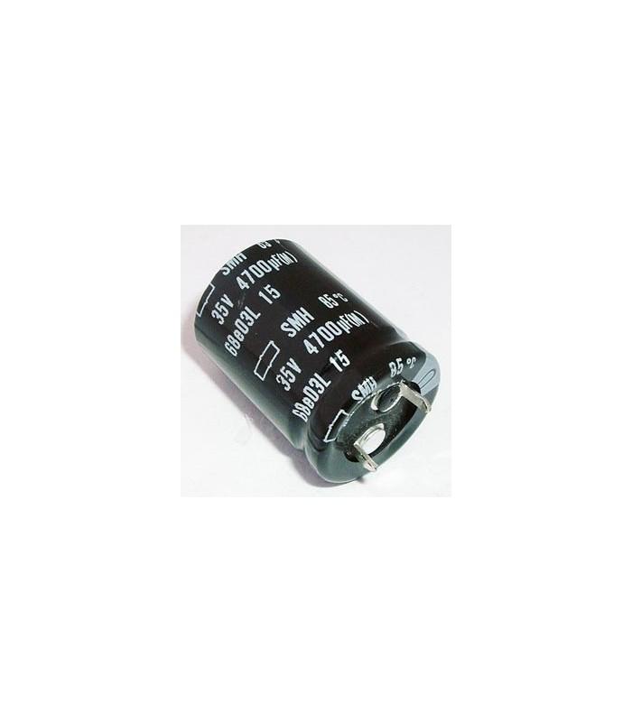 خازن 35 ولت 4700UF 35V