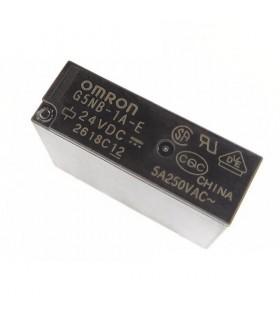 رله 24 ولت پکیجی 4 پایه 5 آمپر Omron G5NB-1A-E-24VDC