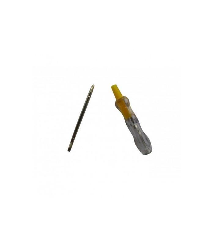 انواع پیچ گوشتی فازمتر دو کاره دوسو و چهارسو