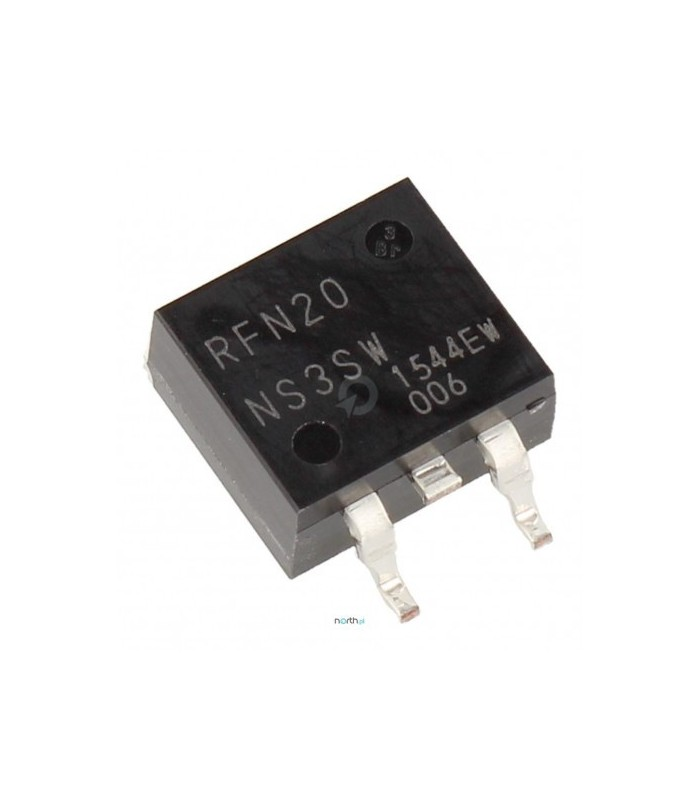 MOSFET RFN20NS3SW