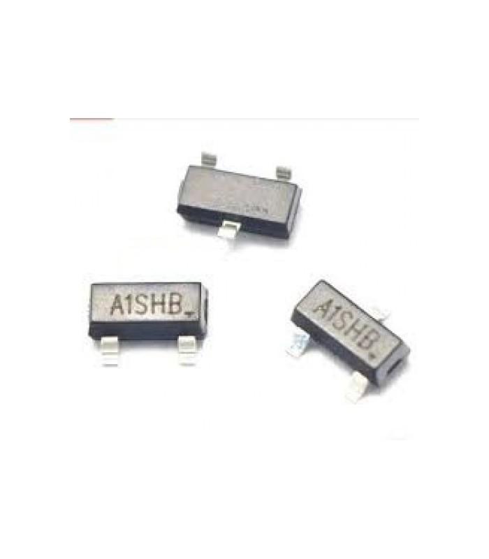 ماسفت Si2301DS پکیج SOT-23 کد A1SHB