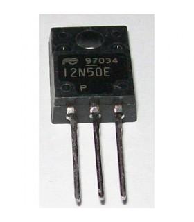 MOSFET 12N50E