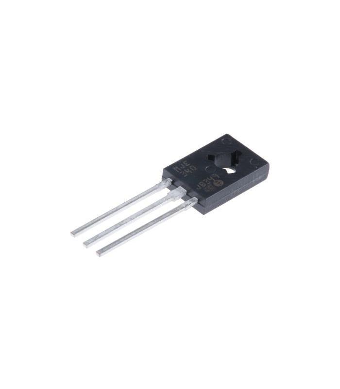 انواع ترانزیستور MJE340